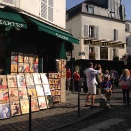 Rue Lepic