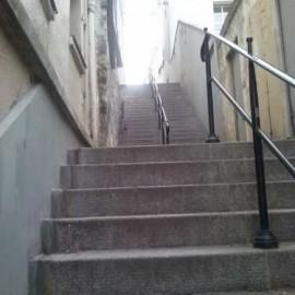 Escaliers du Passage Cottin