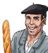 Croissant-Beur'